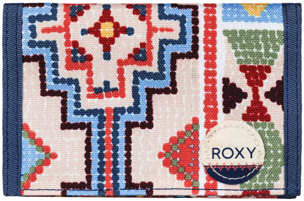 Peněženka Roxy Beach Glass pale dogwood pasadena blanket