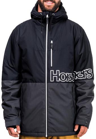 Bunda Horsefeathers Cline black M