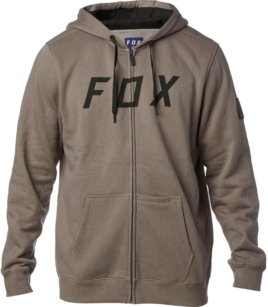 Mikina Fox District 2 grey L