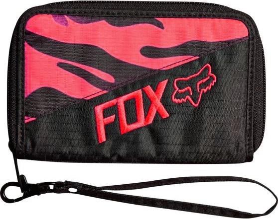 Peněženka Fox Vicious Vristlet black