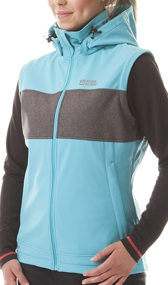 Bunda NordBlanc Softshell NBWSL5858 Favourite pool blue