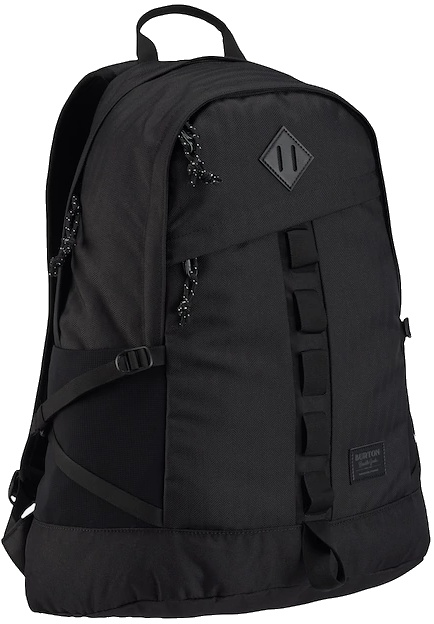 Batoh Burton Shackford true black heather twill 24l