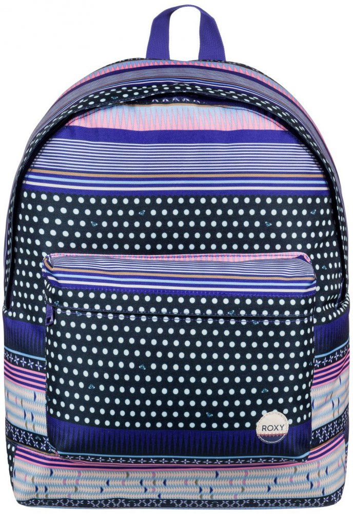 Batoh Roxy Be Young dress blues small wintery geo 24l