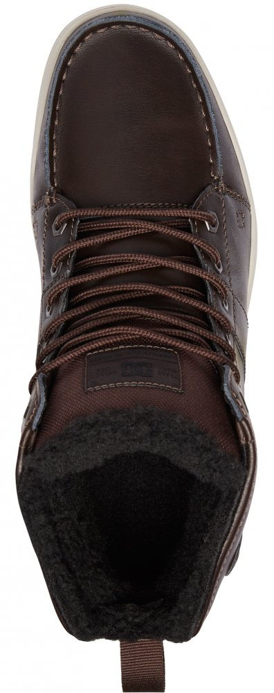 Boty DC Woodland brown-tan