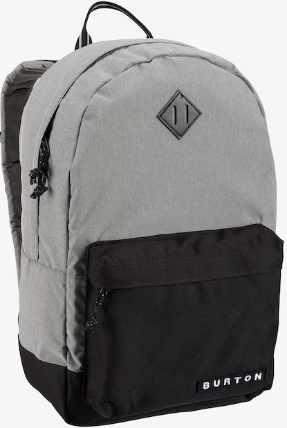 Batoh Burton Kettle grey heather 20l