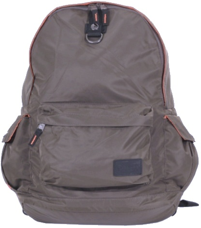 Batoh New Era Flight gray 20l