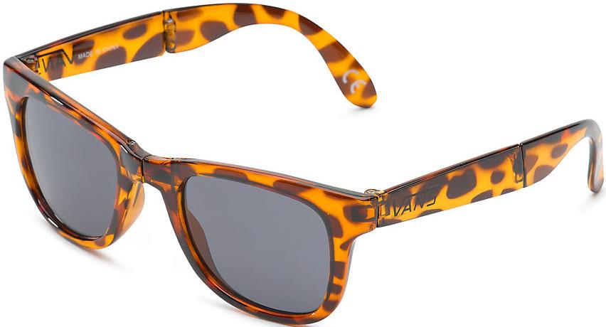 Brýle Vans Foldable Spicoli translucent honey tortoise