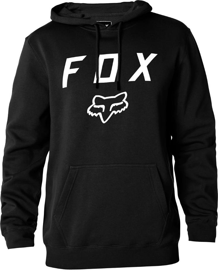Mikina Fox Legacy Moth black L
