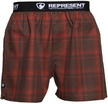 Trenky Represent Mikebox 16210 red L