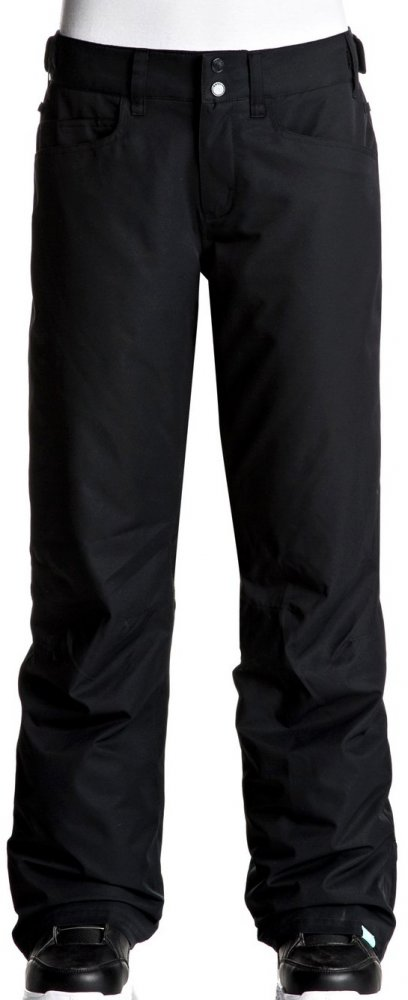 Kalhoty Roxy Backyard true black 26