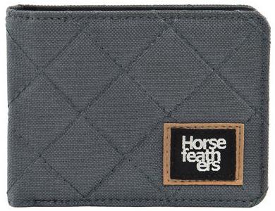 Peněženka Horsefeathers Deacon gray