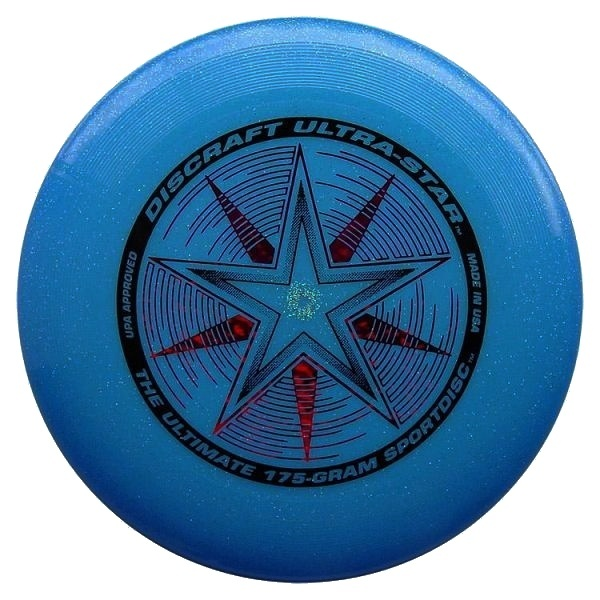 Frisbee Discraft Ultimate Ultra-star sparkle
