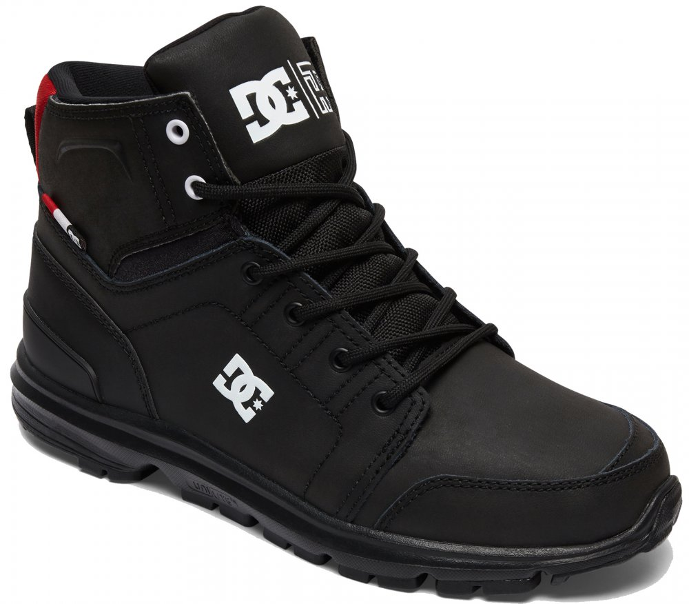Boty DC Torstein black-athletic red-white 42