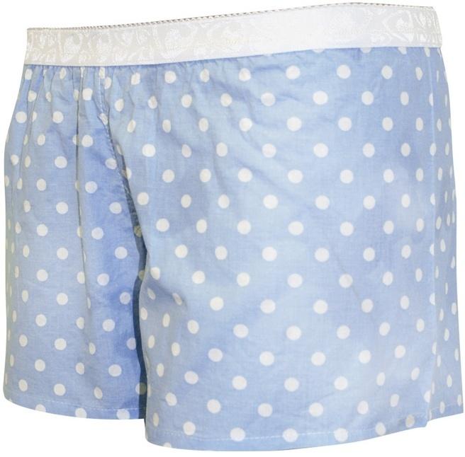Trenky Represent Ladies Boxers blue L