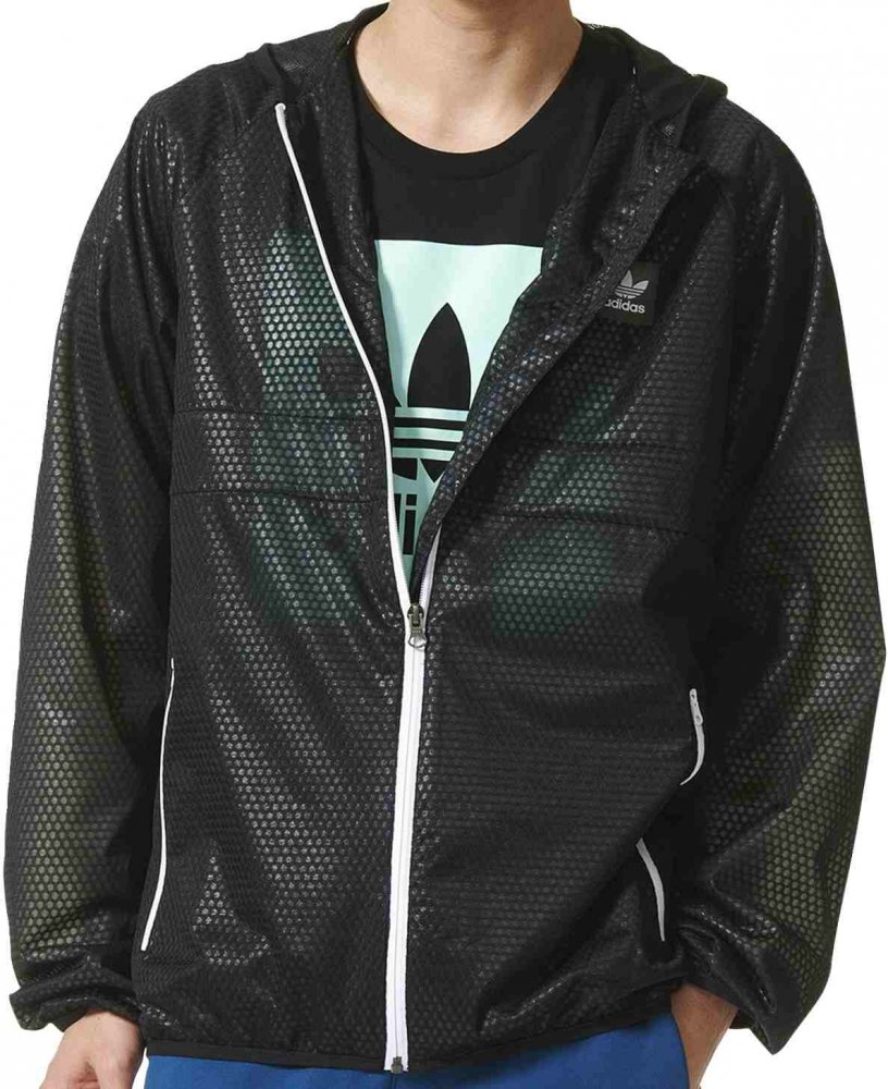 Bunda Adidas Climastrm black L