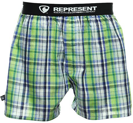 Trenky Represent Mikebox 17290 green L