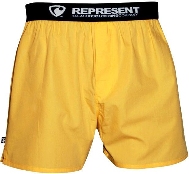 Trenky Represent Mike yellow M