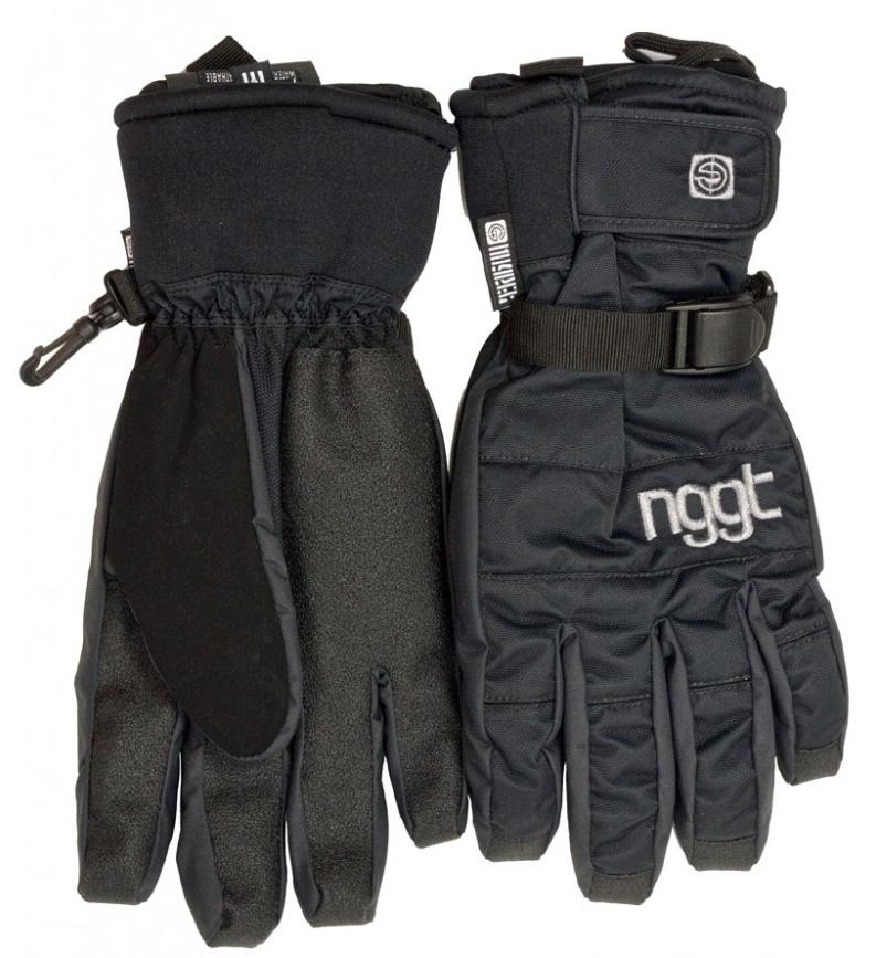 Rukavice Nugget Member black XL