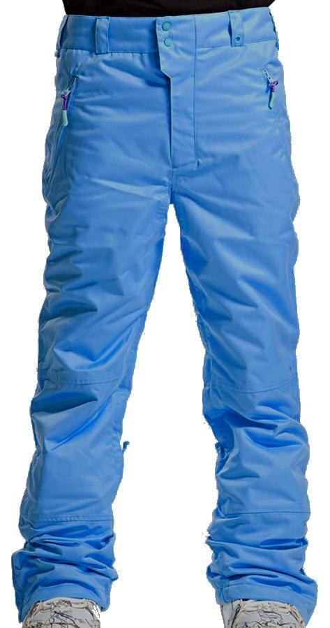 Kalhoty Meatfly Pluto Slim Pant blue 32