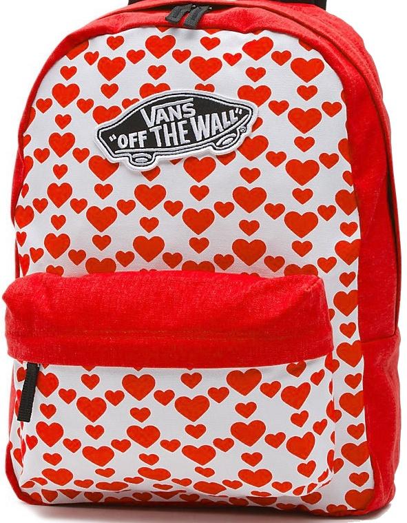 Batoh Vans Realm hearts 22l